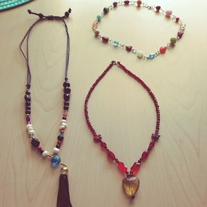 Jewelry - Bundle of 3 Necklaces